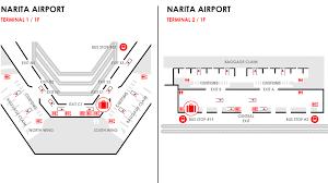 Narita Airport Map A Novice U0027s Guide To Accessing Tokyo Skijapan Com