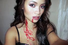 Fake Blood Halloween Costume Fangtastic Ways Avoid Overplayed Vampire