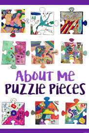 puzzle piece coloring sheets printable pages for kids inside page