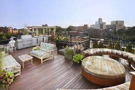 Decorating Rooftop Decks Ideas 2014