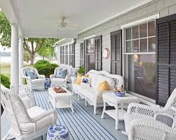 Outdoor Furniture Baltimore by White Wicker Patio Furniture Houzz