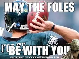 Nick Foles Meme - nick foles super bowl meme sports unbiased