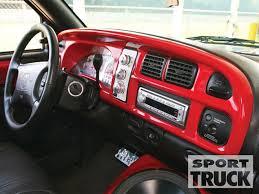 custom 99 dodge ram 1998 dodge ram custom trucks aftermath sport truck magazine