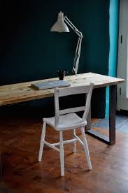 vintage wood desk reclaimed office desk industrial rustic table vintage scaffold