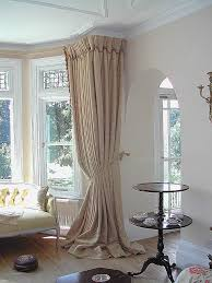 Bed And Bath Curtains Window Curtain Beautiful Bay Window Curtain Rods Bed Bath And