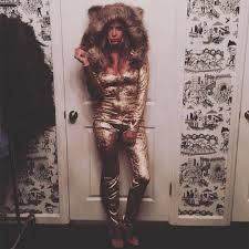 lion halloween costume most controversial celebrity halloween costumes ashley benson u0027s