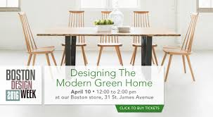 where to buy a dining room table boston design week event at circle furniture
