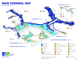 Phoenix Airport Gate Map luxe layovers yvr