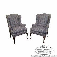 Hickory Chair Wing Chair Hickory Chair Antique Chairs 1950 Now Ebay