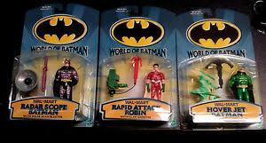 buy walmart exclusive world of batman complete set hover jet