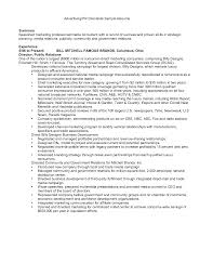 Examples Of Professional Summary For Resume Nobby Design Simple Sample Resume 8 Format Career Specialist