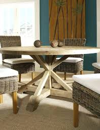 rattan kitchen furniture white dining table with wicker dining chairs transitional
