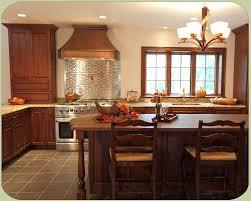 Custom Kitchen Cabinets Massachusetts Interesting Custom Kitchen Cabinets With Brown Design Side Storage