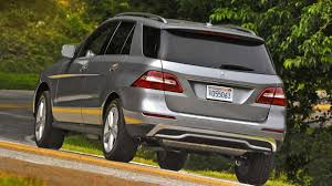 2013 mercedes 350 suv 2013 mercedes ml350 4matic review notes autoweek