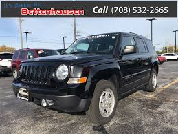 patriot jeep used used car dealer used cars for sale tinley park il bettenhausen