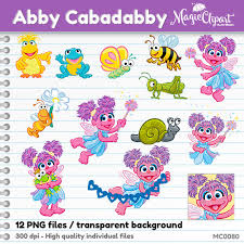 coupon sale abby cadabby png transparent by magiccliparts on etsy