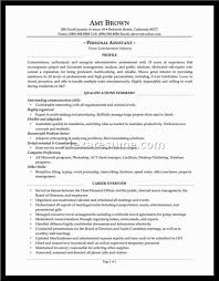 Personal Assistant Resume Sample by Resume Biography Sample Biography Sample Execuitve Bio