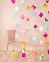 Party Decoration Ideas 16 Best Geometric Party Ideas Images On Pinterest Colorful