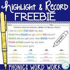 94 best phonics images on pinterest teaching ideas word work