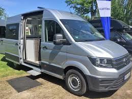 volkswagen crafter 2017 new model for 2018 westfalia sven hedin motorhome vw crafter dsg