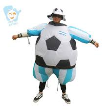 Football Halloween Costumes Aliexpress Buy Halloween Costume Men Cosplay Inflatable