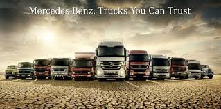 mercedes commercial trucks discount on used mercedes trucks