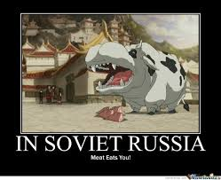 In Soviet Russia Meme - soviet russia by pranvirx129 meme center