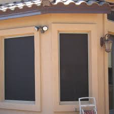 Roll Up Sun Shades For Patios Window Screens Patio Screen Door Sun Shade Security Doors