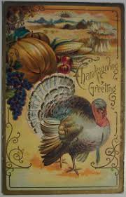 vintage thanksgiving postcards cynthia d bertelsen s gherkins