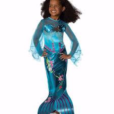 Mermaid Halloween Costume Mermaid Halloween Costumes Kids Popsugar Moms