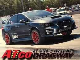 tuned subaru world u0027s quickest u0026 fastest 2015 subaru sti 9 13 152 33mph