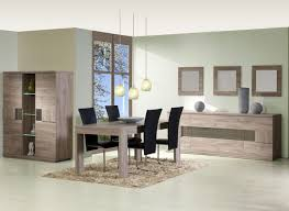 Meuble Salle A Manger Blanc Laque by Table Salle A Manger Blanc Laque Conforama Evtod