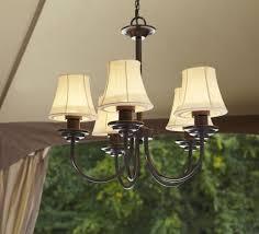 Patio Light Fixtures Garden Oasis Electric Chandelier For Gazebo Patio Light Fixtures