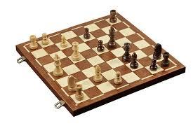 amazon com philos chess backgammon and draughts set 40cm