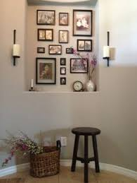 Recessed Wall Niche Decorating Ideas Some More Art Niche Ideas Shutters Tile Shelves Home