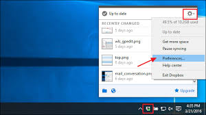 dropbox windows how to change the location of your dropbox folder