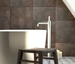 Bathroom Coverings Walls by Lapelle As A Second Skin Covering Interior Floors And Walls