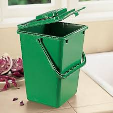 compost canister kitchen 3 cu ft stationary composter compost pail kitchen