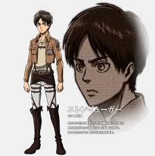 design attack attack on titan guys images eren jaeger character design wallpaper