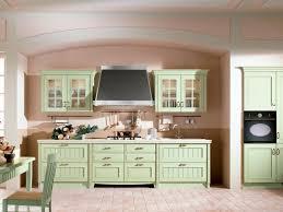 peindre des armoires de cuisine en bois design interieur cuisine bois classique peinture murale