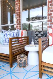 porch refresh tips for creating a cozy outdoor space hi sugarplum