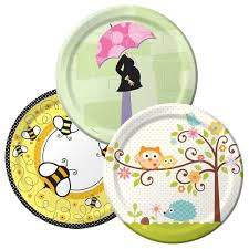baby shower tableware baby shower themes tableware baby shower host