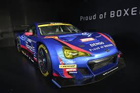 2015 subaru frs 2015 subaru racers revealed wrx sti for nurburgring 24h and brz