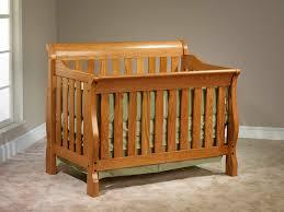Convertible Sleigh Crib Sleigh Slat Convertible Crib Amish Traditions Wv