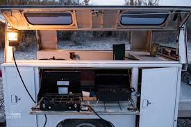 homemade camping kitchen trailer google search