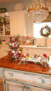 Ideas For Decorating Kitchen Countertops - kitchen room kitchen island christmas decor christmas gifts for