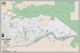 Riverside State Park Trail Map by Orange County Horse Trails