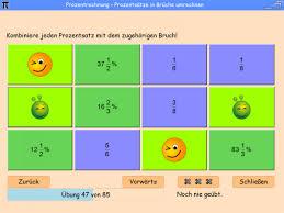 brüche umrechnen prozentrechnung prozente in brüche umrechnen compulearn mathematik