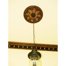 Light Fixture Ceiling Medallion by Medallion