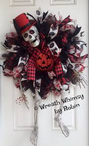 best 25 halloween mesh wreaths ideas on pinterest witch wreath